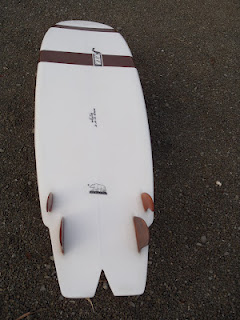 6' Redwood Deck Simster + Twinzer