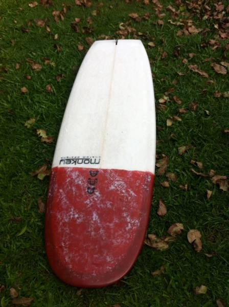 For Sale: 5'6 Mini Simmons $450 (OZ)