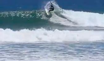 Video: Tyler Warren Shredding 4'11