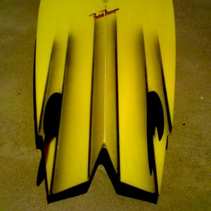 surfboard hull design