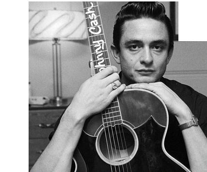 WTF Johnny Cash Mini Simmons