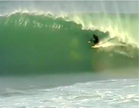 finless surfing derek