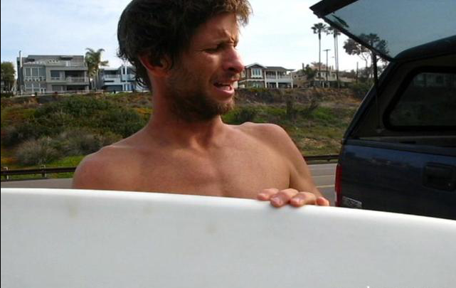 Joel Tudor on a 5'11