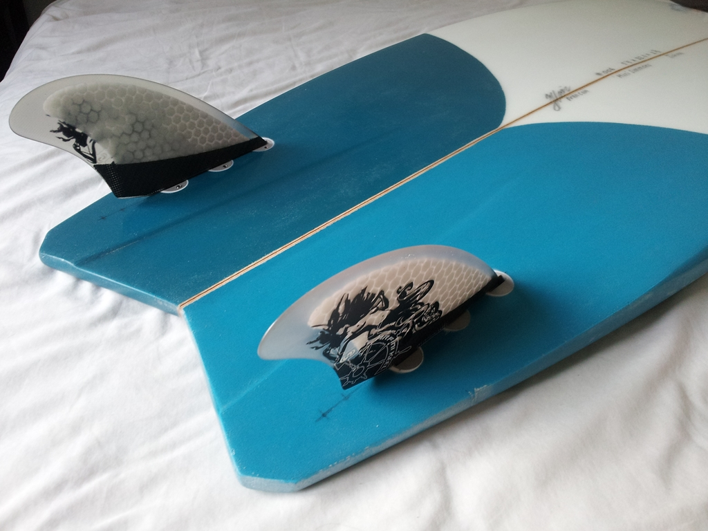 Ode to Howitzer Surfboards