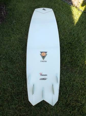 For Sale: TOMO Vanguard 6'2