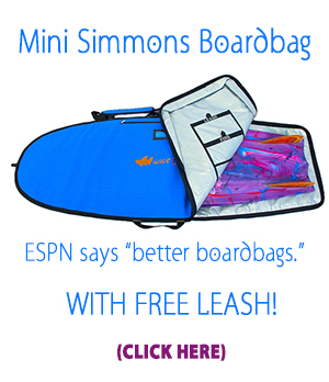 Mini Simmons Boardbag
