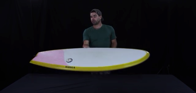 Asymmetrical Surfboard Review