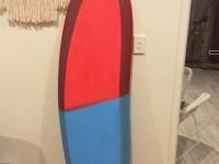 Hilton Fletcher Surfboard