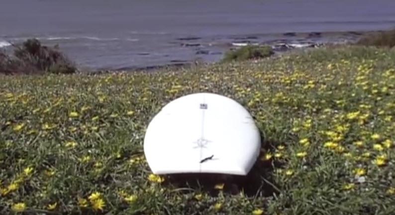Surfboard Building, making a mini simmons surfboard.wmv