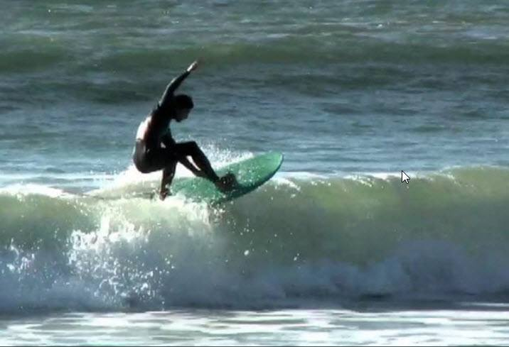 Scarecrow Sessions : Mini Simmons 4'10""