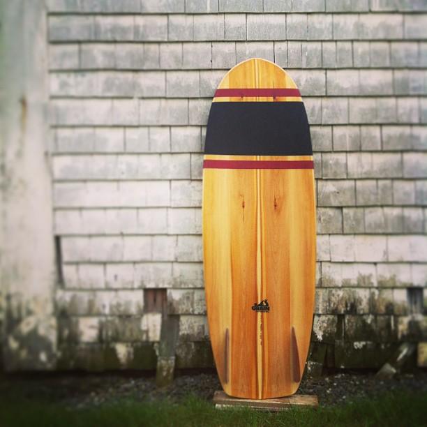 Grain Surfboards Wood Mini Simmons