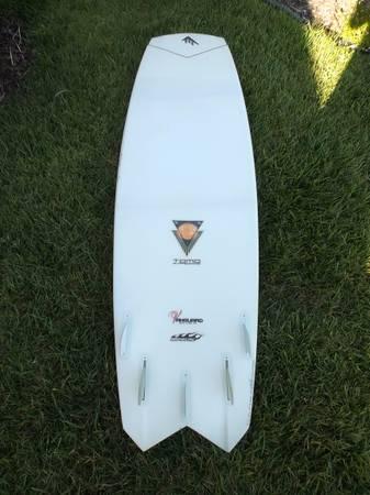 For Sale: TOMO Vanguard 6'2