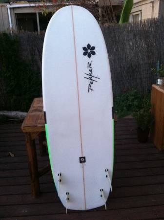 For Sale: 5'8 Mini Simmons by Pepper Surfboards