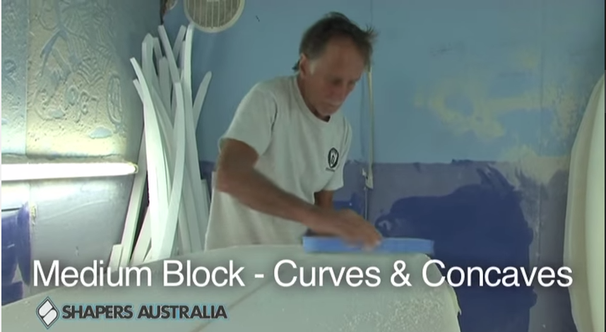 Al Byrne on Tools for Hand Shaping Surfboards