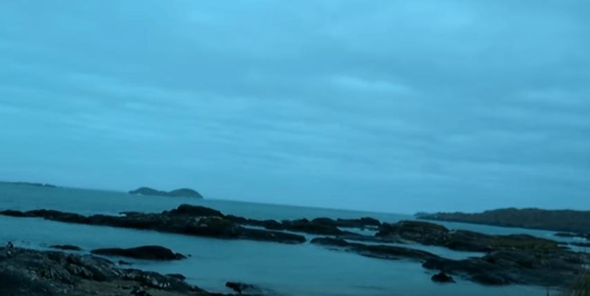 Surfing in Kerry, Ireland