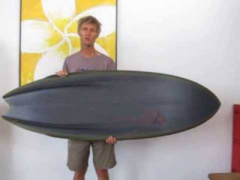 finless surfboard